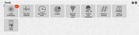 socialbro features