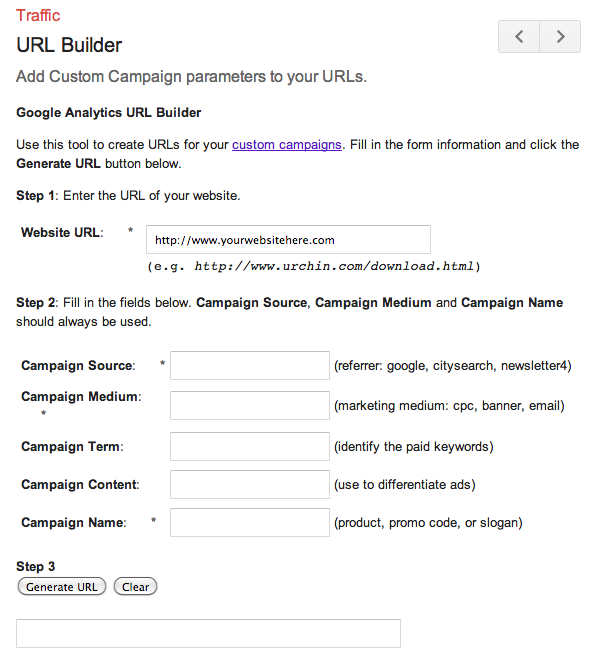 Site Url: How To Use Google Analytics To Improve Your Social Media