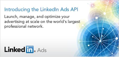 linkedin ads api