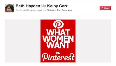 women on pinterest