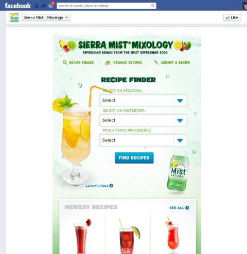 sierra mist mixology