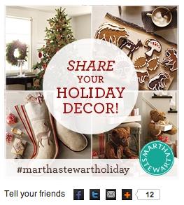 martha stewart instagram contest