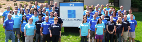 the block imaging team