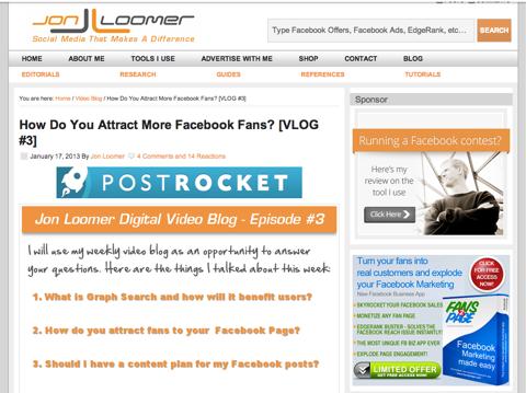 jon loomer blog