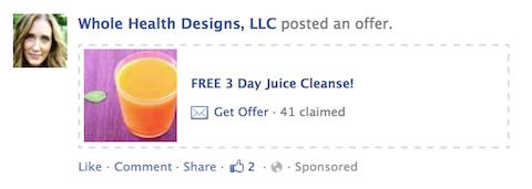 juice offer