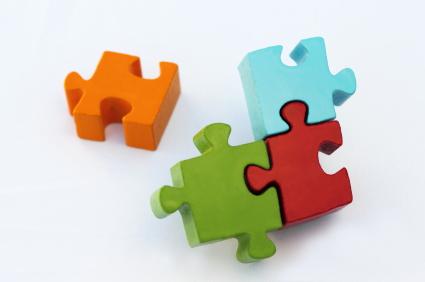 stock photo 22958840 puzzle q amp