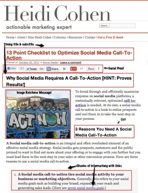 blog content example