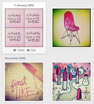 sharpie instagram photos
