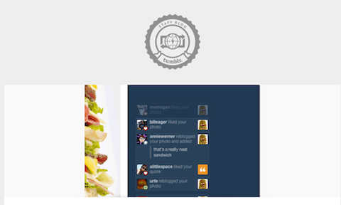 tumblr real time notifications