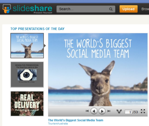 how to use slideshare to generate leads social media examiner