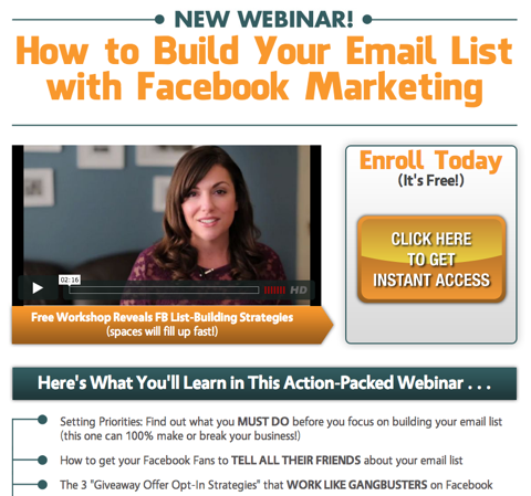 List Building with Social Media, How to Grow Your Email List