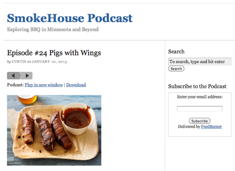 smoke house podcast