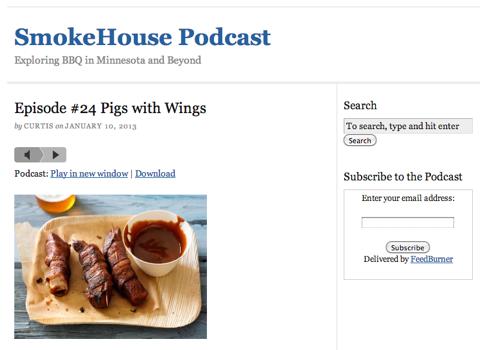 smoke house podcast