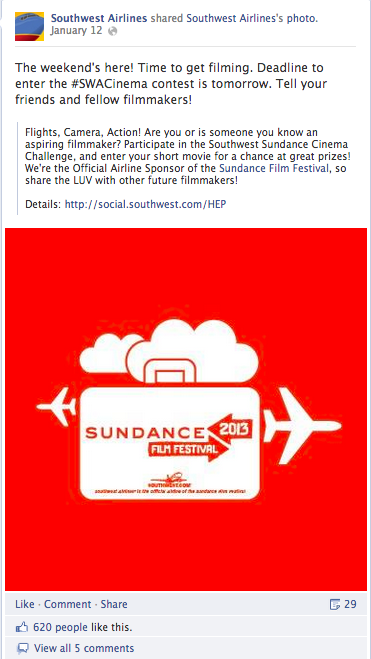 swa cinema facebook