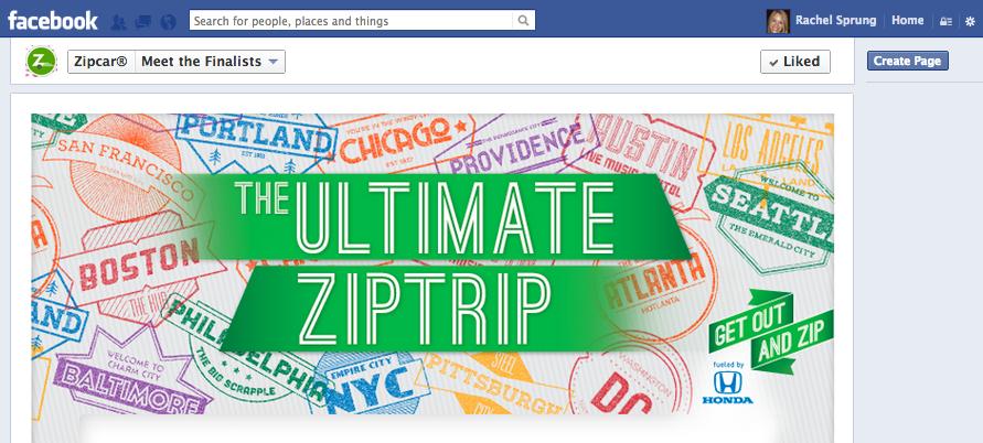 zipcar contest