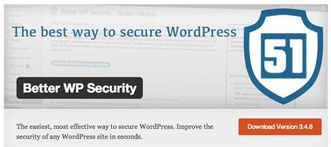 wordpress better wp security