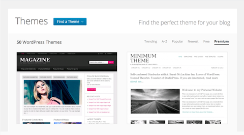 wordpress.com business