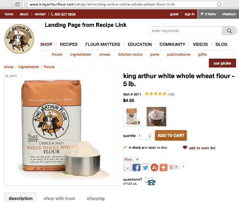 king arthur links