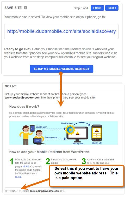 gomo mobile website address