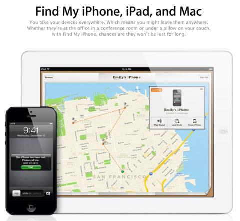find my mac