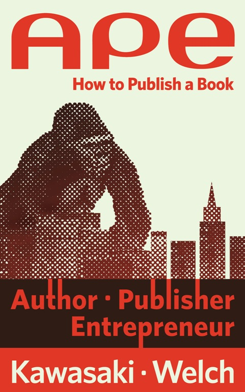 ape book cover