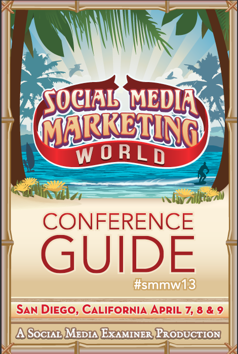 smmw13 event guide