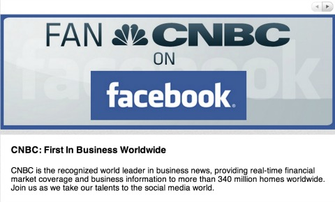 cnbc products services linkedin