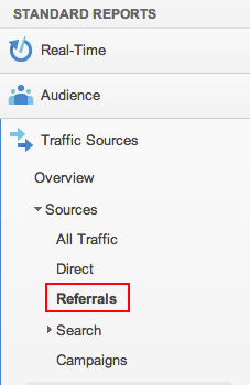 referrals reports