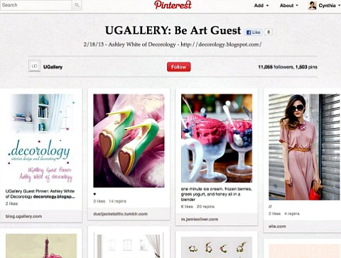 UGallery on Pinterest
