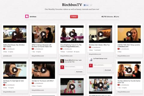 birchbox tv