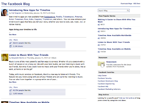 5 Ways Marketers Can Stay Up to Date on Facebook Guidelines