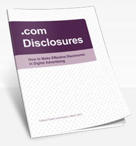 cover of disclosure guide