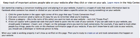 conversion tracking explanation