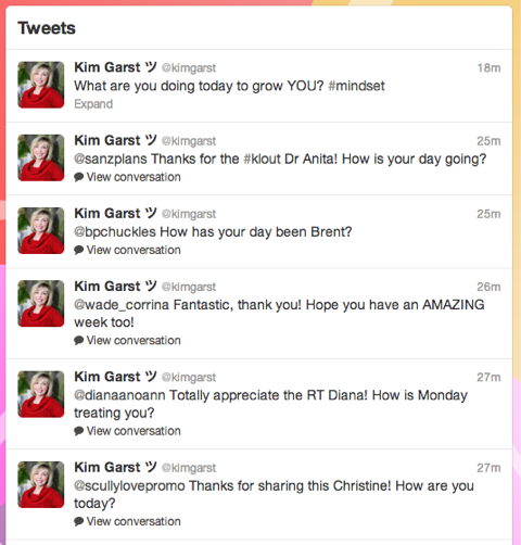 kim garst engage on twitter