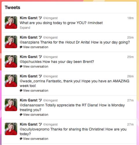 kim garst engage on twitter