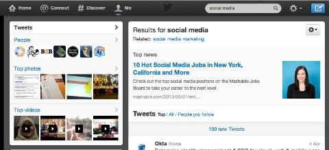 Twitter top tweets