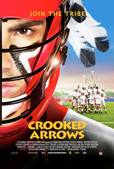 crooked arrow poster