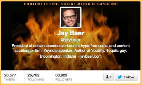 jay baer on twitter