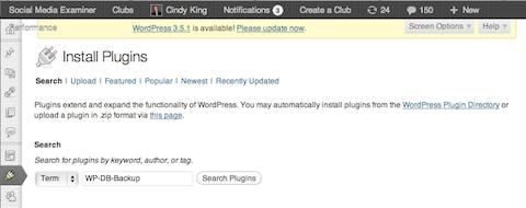 new plugin