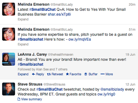small biz chat