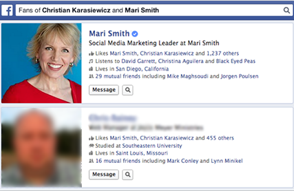 17 Ways Marketers Can Leverage Facebook Graph Search