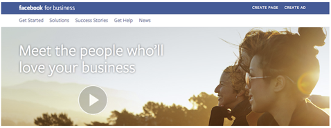 new facebook for business update