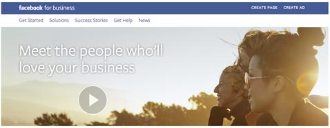 neues Facebook für Business Update