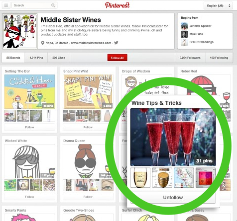 middle sister wines on pinterest