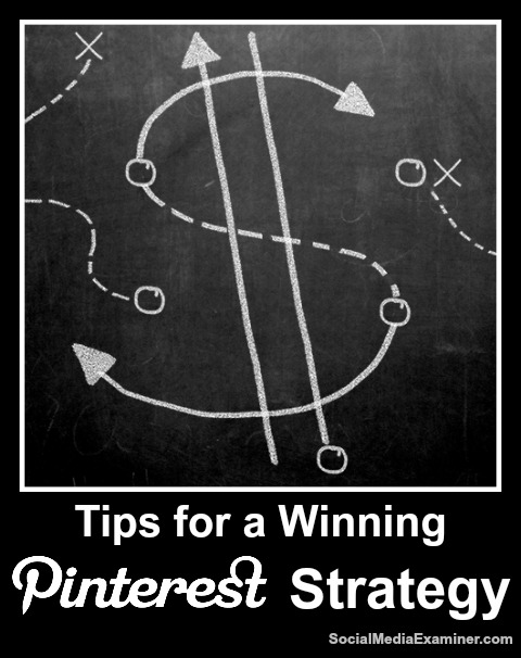 tips for a winning strategy