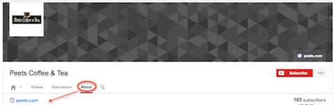 peets on youtube