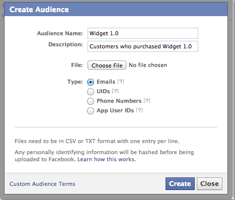How to Target Only Your Customers With Facebook : Social