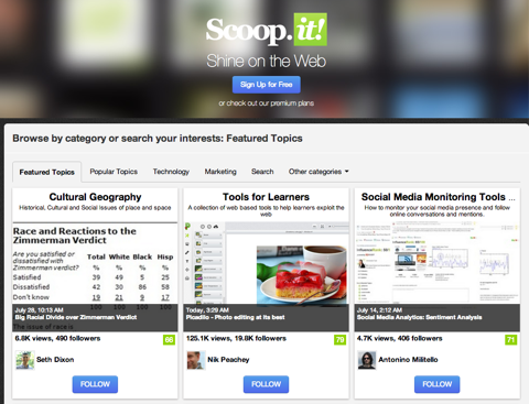 Social Media Tools, How to Simplify Your Social Media Marketing | Social Media Examiner