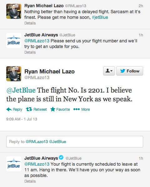 4 Examples of Excellent Twitter Customer Service