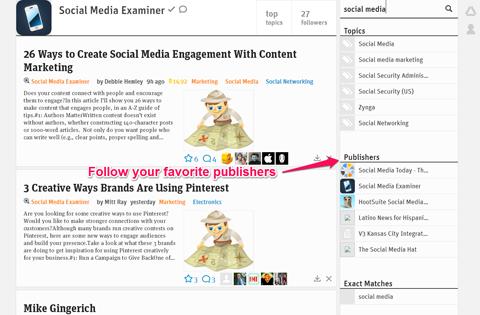 add favorite blogs
